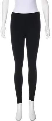 Cambio Mid-Rise Skinny Leggings
