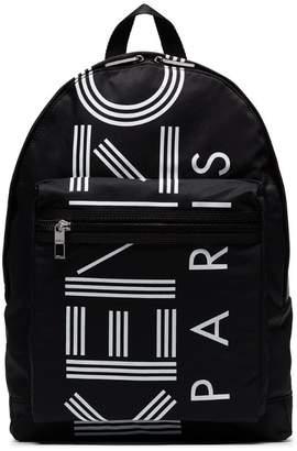 Kenzo Logo nylon backpack