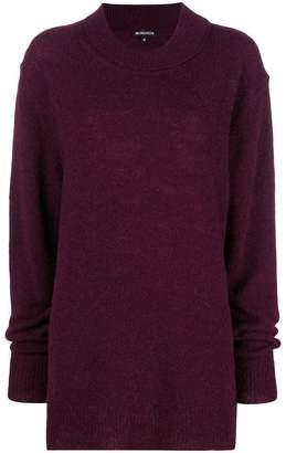Ann Demeulemeester oversized sweater