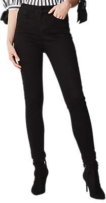 Signature Skinny Jeans, Black