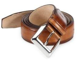 Sutor Mantellassi Tyler Master Adjustable Leather Belt
