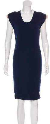 Lanvin Knit Bodycon Dress