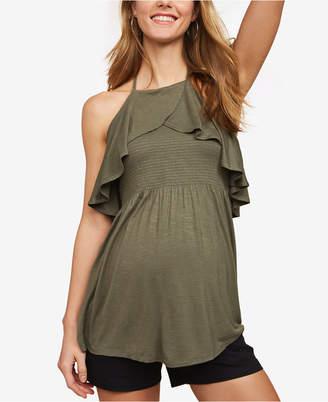 Motherhood Maternity Pull-On Shorts