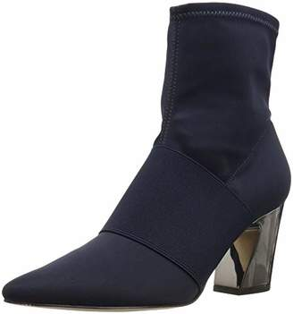 Nine West Women's DELAYNA Fabric Ankle Boot