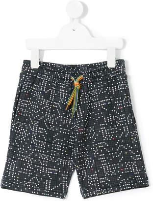 Paul Smith printed shorts