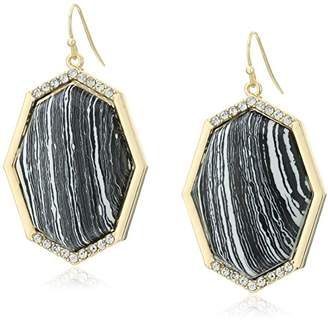Jessica Simpson Drama Drop Earrings
