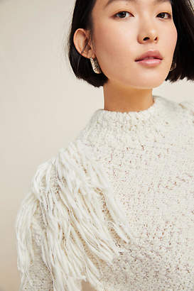 Stella Pardo Mansi Fringed Sweater