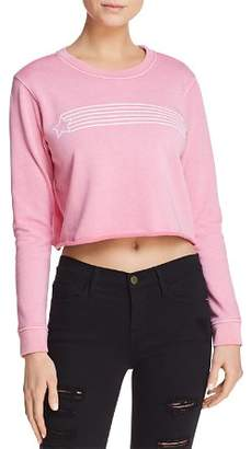 Desert Dreamer Star Streak Cropped Sweatshirt - 100% Exclusive