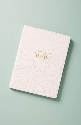 Anthropologie Mila Notepad Folio