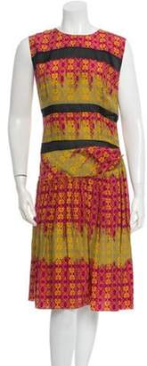 Sophie Theallet Dress w/ Tags Purple Dress w/ Tags