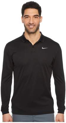 Nike Dry Victory Polo Long Sleeve Men's Clothing