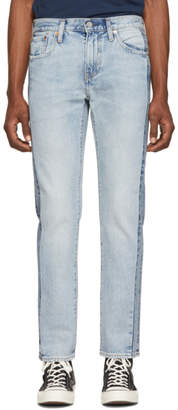 Levi's Levis Blue 502 Regular Taper Jeans
