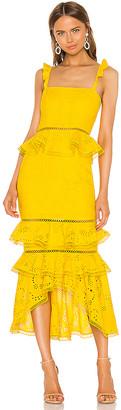 NBD X by Haze Midi Dress