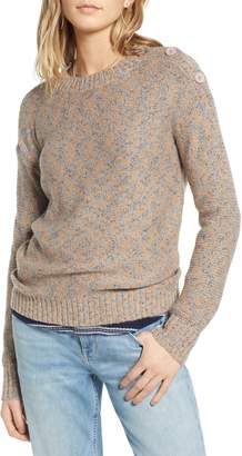 Treasure & Bond Button Detail Sweater