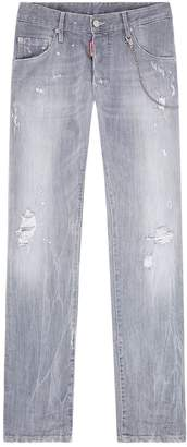 DSQUARED2 Distressed Skater Jeans