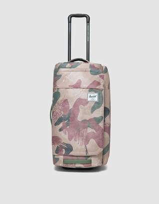 Herschel Outfitter Wheelie Duffle Bag in Brushstroke Camo cd5619c615