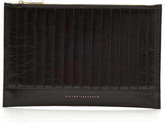 Victoria Beckham Small Simple Leather Pouch