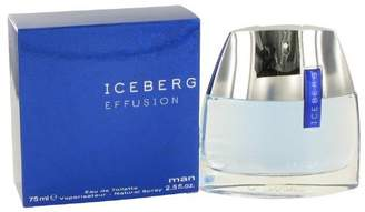 Iceberg Effusion By For Men. Eau De Toilette Spray 2.5-Ounce Bottle