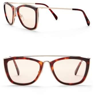 Emilio Pucci Women's 53mm Metal Sunglasses