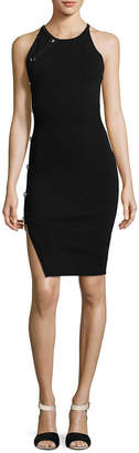 Torn By Ronny Kobo Embellished Sheath Dress