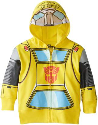Transformers Bumblebee Toddler Boys' Character Hoodie
