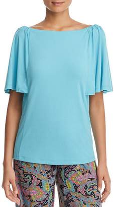 Le Gali Blair Off-the-Shoulder Flutter-Sleeve Top - 100% Exclusive