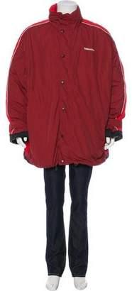Balenciaga 2018 Oversized Puffer Coat w/ Tags