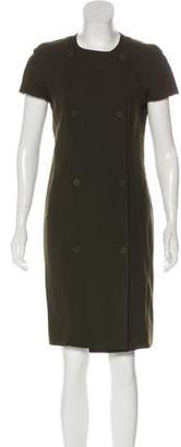 Max Mara Knee-Length Wool Dress