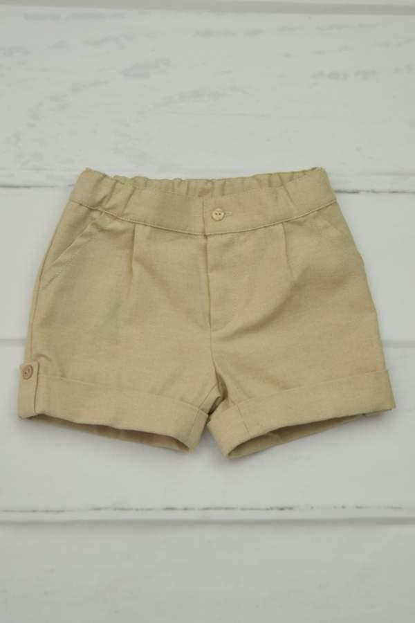 Granlei 1980 Beige Shorts