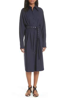 Tibi Watts Shirtdress