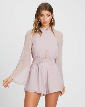 Atmos & Here ICONIC EXCLUSIVE - Leah Chiffon Romper