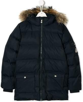 Pyrenex Kids TEEN padded hooded coat