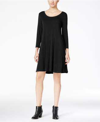 Style & Co Swing Dress, Only at Macy's $49.50 thestylecure.com