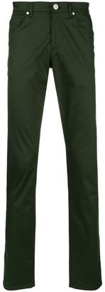 Versace classic slim trousers