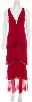 Ungaro Sleeveless Maxi Dress