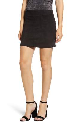 David Lerner Side Lace Skirt