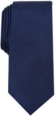 Alfani Men Solid Texture Slim Tie