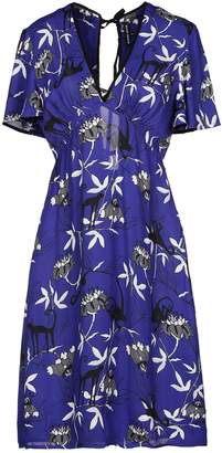 Markus Lupfer Knee-length dresses
