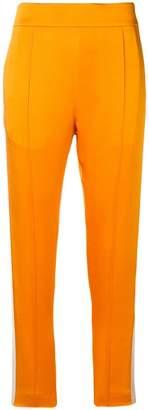 Haider Ackermann stripe detail tapered trousers