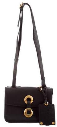Valentino Leather Flap Bag