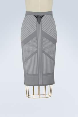 Prada Nylon-tech skirt