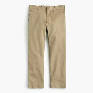 J.Crew Boys' stretch chino pant in slim fit