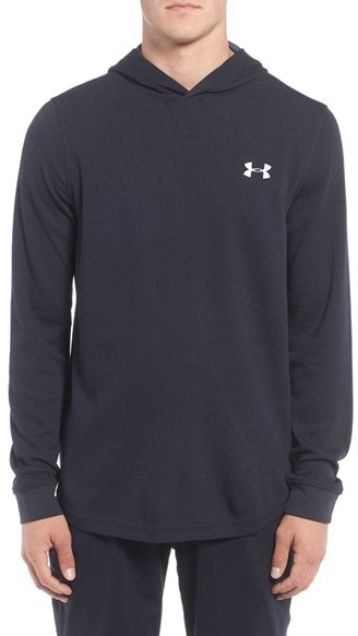 Men's Under Armour Waffle Knit Hoodie