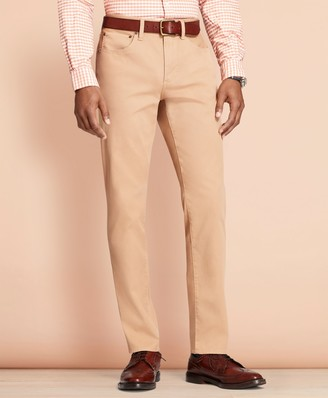 Brooks Brothers Five-Pocket Bedford Cords