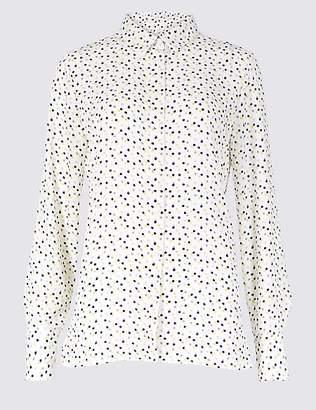 Classic Printed Long Sleeve Shirt
