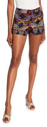 Trina Turk Corbin 2 Butterfly Shorts