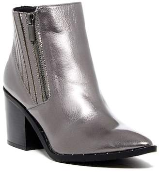 Kenneth Cole Reaction Cue Up Block Heel Bootie