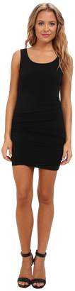 BCBGeneration Shirred Tank Dress Women's Dress