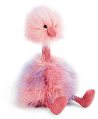 Jellycat Baby's Pom Contrast Body Plush Toy