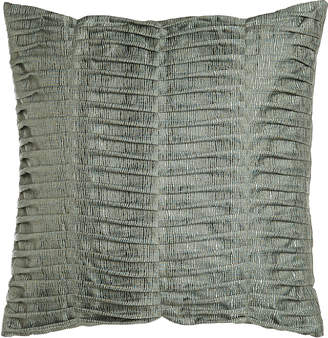 """Sweet Dreams Glamour Pillow with Pleats, 22""""Sq."""